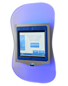 ClearView Wall Kiosk