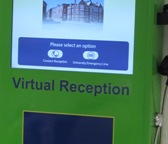 Reception Kiosks