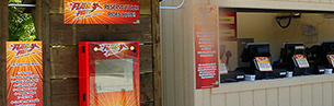 Queue Management Kiosk