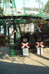 Tivoli Ticket Kiosks