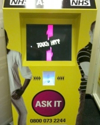 Sexual Health Vending Kiosks