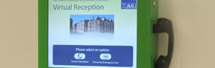 Virtual Reception Kiosk