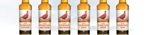 Famous Grouse Bottle