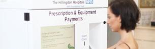 Prescription Payment Kiosk