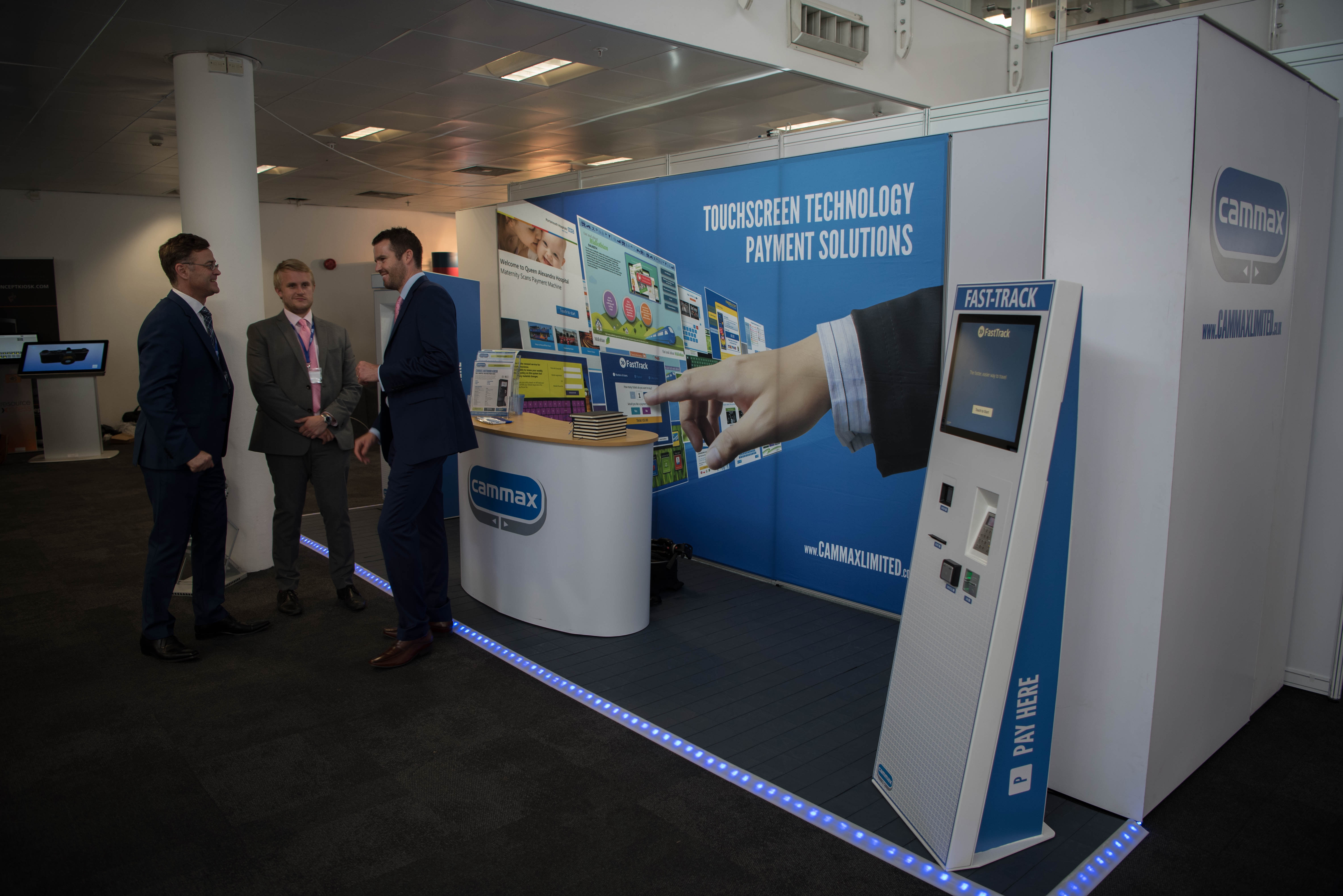 Image result for kiosk summit london 2017
