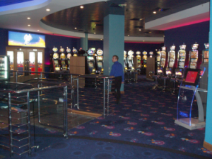 Inside the Gibraltar Casino