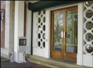 Islington Council Crematorium Building