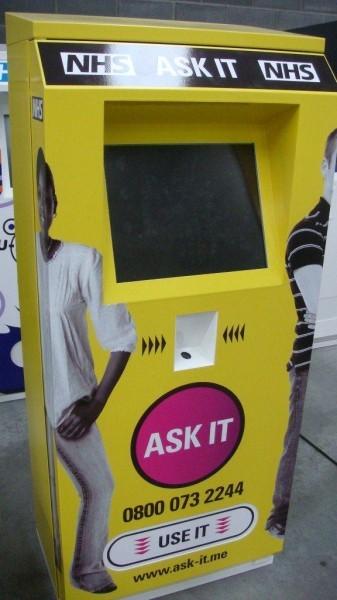 sex kiosk