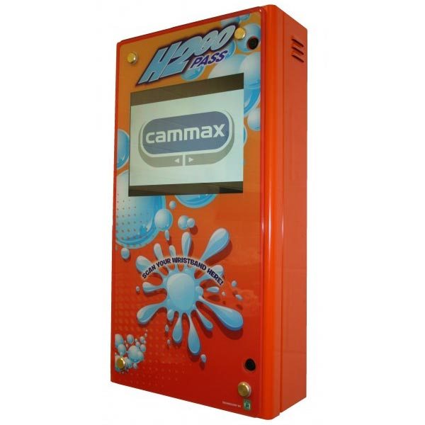 Product - Cirrus Outdoor Kiosk