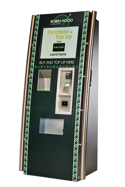 Product - Indoor Smart Ticketing Kiosk