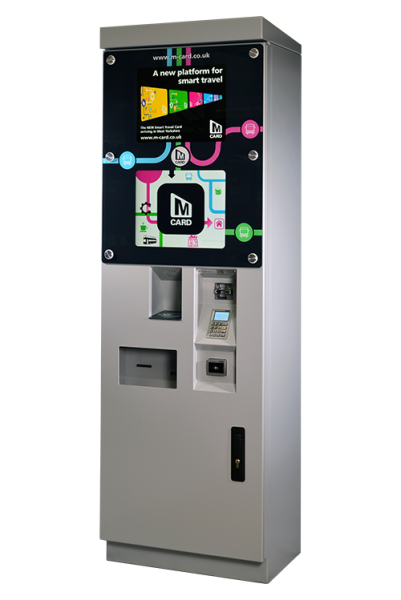 Product - Outdoor Smart Ticketing Kiosk