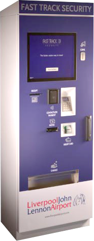 Product - Indoor Payment Kiosk