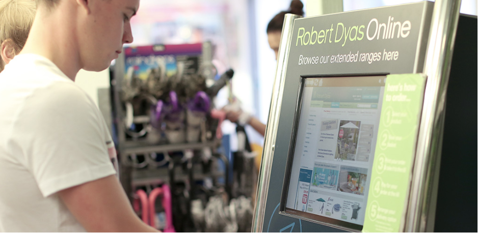 Retail Kiosk and Digital Signage Solutions - Cammax