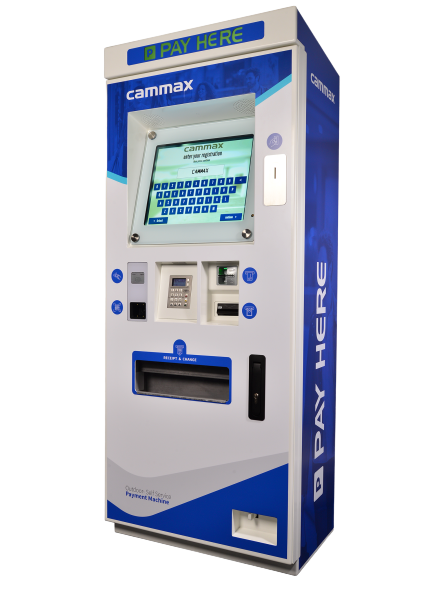 Product - Outdoor Payment Kiosk